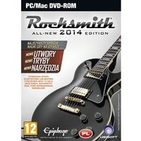 Gry na PC, Rocksmith 2014 (PC)