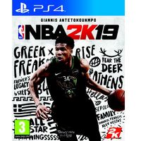 Gry PS4, NBA 2K19 (PS4)