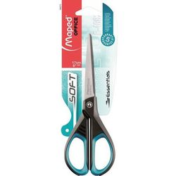 Nożyczki Essentials Soft 17cm symetryczne MAPED