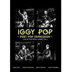 Post Pop depression: Live at the royal Albert Hall (CD+DVD) - Iggy Pop