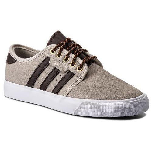 Damskie obuwie sportowe, Buty adidas - Seeley DB0415 Cbrown/Brown/Ftwwht