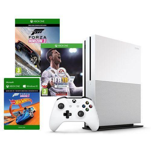 Konsole do gier, Konsola Microsoft Xbox One S 500GB