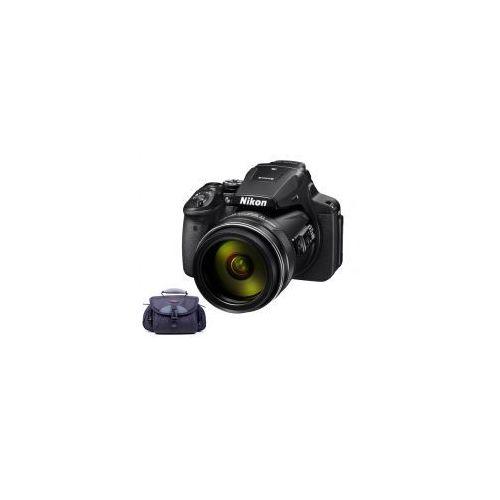 Aparaty kompaktowe, Nikon Coolpix P900