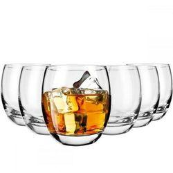 Szklanki 300ml 6 sztuk do whisky
