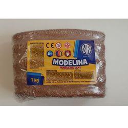 Modelina cukiernicza zabawa 1kg ml.czekolada