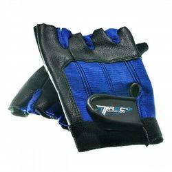 TREC RĘKAWICZKI TRENINGOWE CLASSIC BLUE /XL