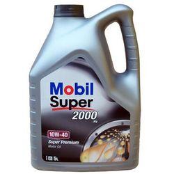 10W40 SUPER 2000 X1 5L MOBIL