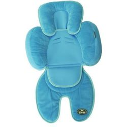 Bo Jungle Wkładka-poduszeczka dla dziecka B-Snooze, 3-w-1, turkusowa Darmowa wysyłka i zwroty