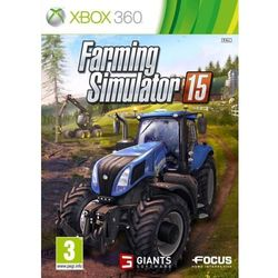Farming Simulator 2015 (Xbox 360)