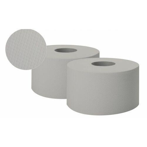 Papier toaletowy, Papier toaletowy Jumbo szary 1-warstwowy