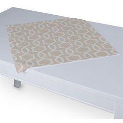Dekoria Serweta 60x60 cm, szary marokański wzór na beżowym tle, 60 x 60 cm, Comics