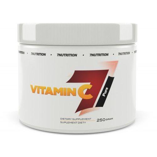 Witaminy i minerały, 7 NUTRITION Witamina C 250g