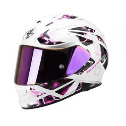 KASK SCORPION EXO-510 AIR XENA PEARL WHITE-PINK