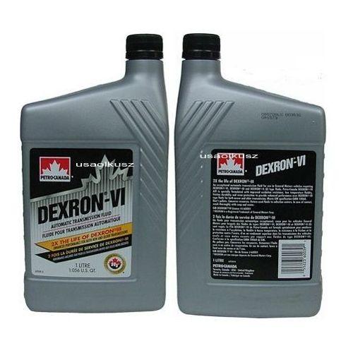 Oleje przekładniowe, Olej do automatycznych skrzyń biegów DEXTRON ATF VI 1l