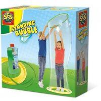 Kreatywne dla dzieci, Kreatywna zabawa z bańkami mydlanymi Stać w mega bańce