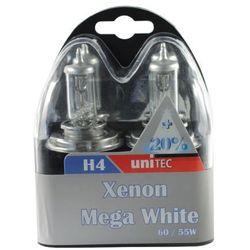 Żarówki Unitec H4 xenon