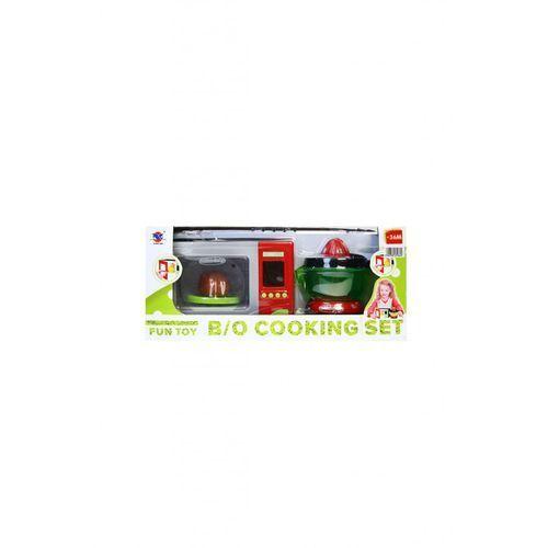 Kuchnie dla dzieci, Kuchnia - zestaw mikrofalówka AGD 3Y31AJ Oferta ważna tylko do 2019-05-29