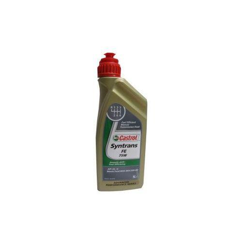 Oleje przekładniowe, Castrol Syntrans FE 75W 1 Litr Puszka