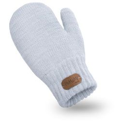 Rękawiczki dziewczece PaMaMi - Lodowy