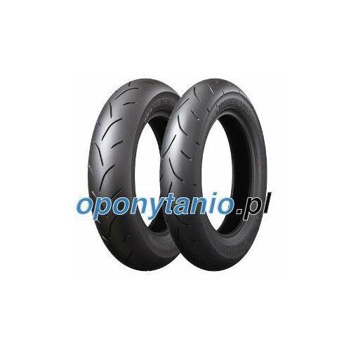 Opony motocyklowe, Bridgestone BT601 FS YCY 100/90-12 TL 49J medium hard -DOSTAWA GRATIS!!!