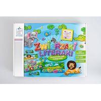Gry dla dzieci, Zwierzaki literaki