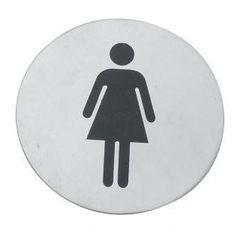 Tabliczka na WC - kobiety DH-3902-075