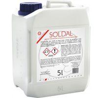 Pozostałe środki czyszczące, SOLDAL Gricard 5L - silny środek do mycia sanitariatów na bazie kwasu solnego