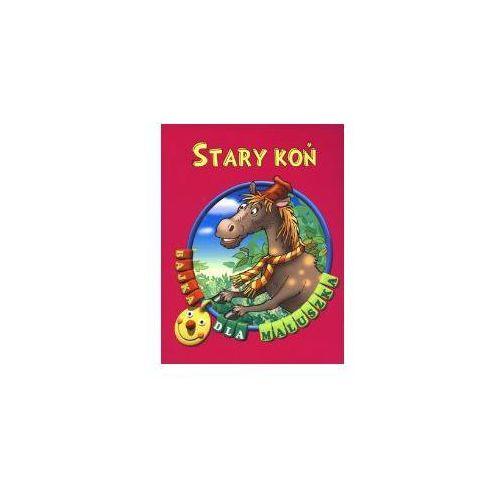 Książki dla dzieci, Stary koń. Bajka dla maluszka (opr. broszurowa)