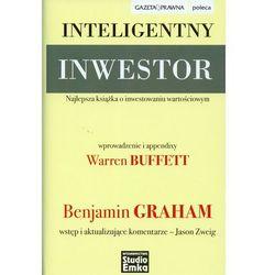 Inteligentny inwestor (opr. twarda)