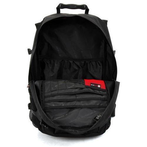 Pokrowce, torby, plecaki do notebooków, PLECAK NA LAPTOPA VERBIER 36L SWISSBAGS+