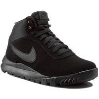 Męskie obuwie sportowe, Buty Nike Hoodland Suede 654888-090