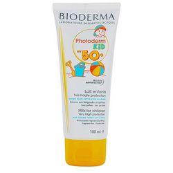 Bioderma Mleczko ochronne dla dzieci SPF 50+ Photoderm KID Lait SPF 50+ - 100 ml