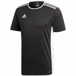 Koszulka dla dzieci adidas Entrada jr czarna 164