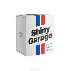Shiny Garage Leather Kit Soft - Kompletny zestaw do pielęgnacji skór