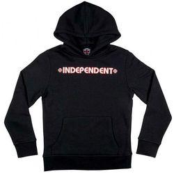 bluza INDEPENDENT - Bar Cross Black (BLACK) rozmiar: 6-8