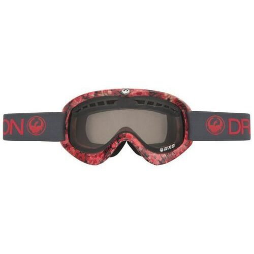 Kaski i gogle, gogle snowboardowe DRAGON - Dxs Prism (Smoke) (418) rozmiar: OS