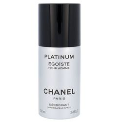 Chanel Egoiste Platinum 100 ml dezodorant w sprayu
