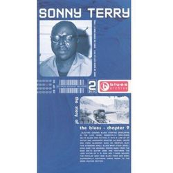 SONNY TERRY - Blues Archive (2CD)