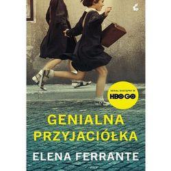 Genialna Przyjaciółka - Elena Ferrante (opr. broszurowa)