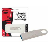 Flashdrive, Pendrive Kingston 32GB DataTraveler SE9 Metal Silver USB 3.0