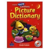 Książki do nauki języka, Longman Young Children's Picture Dictionary plus CD-ROM (opr. miękka)