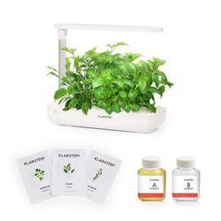Klarstein Growlt Flex Starter Kit II 9 roślin 18 W 2 l zestaw nasion europejskich pożywka