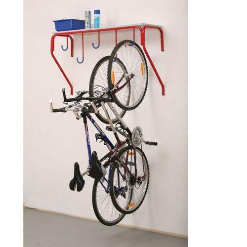 Pozostałe akcesoria rowerowe, Wieszak rowerowy, 5 miejsc