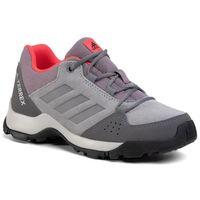 Buty sportowe dla dzieci, Buty adidas - Terrex Hyperhiker Low Lea EF2537 Grethr/Grethr/Shored