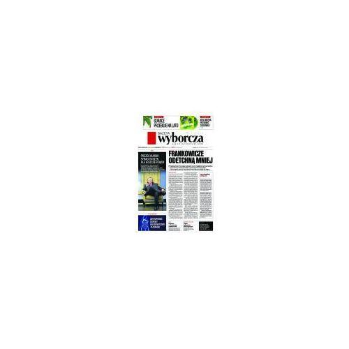 E-booki, Gazeta Wyborcza - Szczecin 180/2016