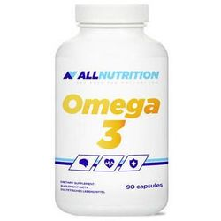 ALLNUTRITION Omega 3 x 90 kapsułek