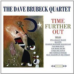Dave -Quartet- Brubeck - Time Further Out -2Cd-