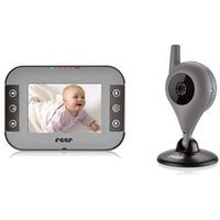 Nianie elektroniczne, Niania cyfrowa video kamera + ekran 3,5cali REER - kamera standard i ekran 3,5cali