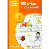 Książki dla dzieci, PUS 100 pytań i odpowiedzi 1 (opr. miękka)