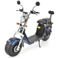 HECHT COCIS BLUE SKUTER E-SKUTER MOTOR ELEKTRYCZNY AKUMULATOROWY MOTOCROSS MOTOREK MOTOCYKL - OFICJALNY DYSTRYBUTOR - AUTORYZOWANY DEALER HECHT promocja (--23%)